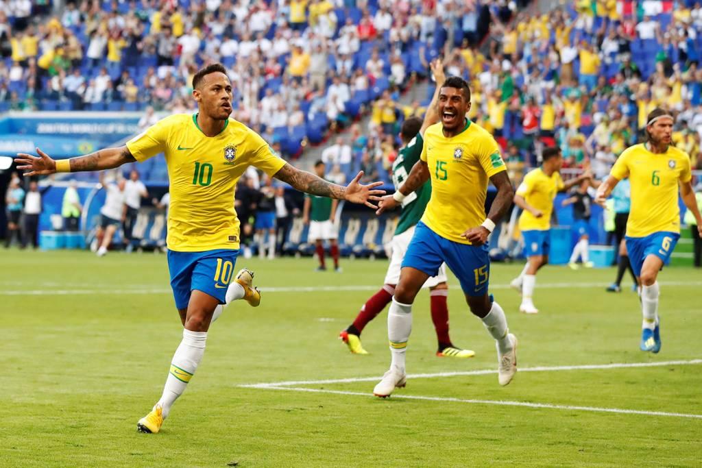 Expediente 06/07/2018 Brasil x Bélgica