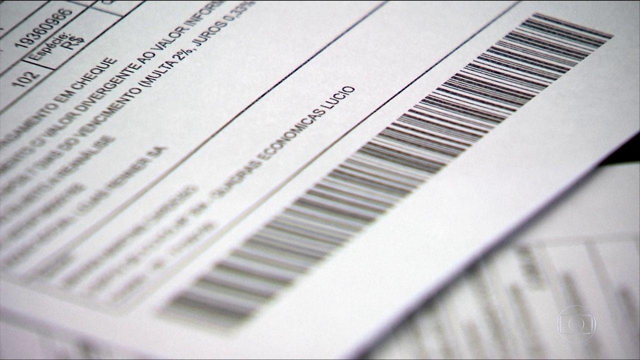 BC autoriza uso de boleto para depósito em conta